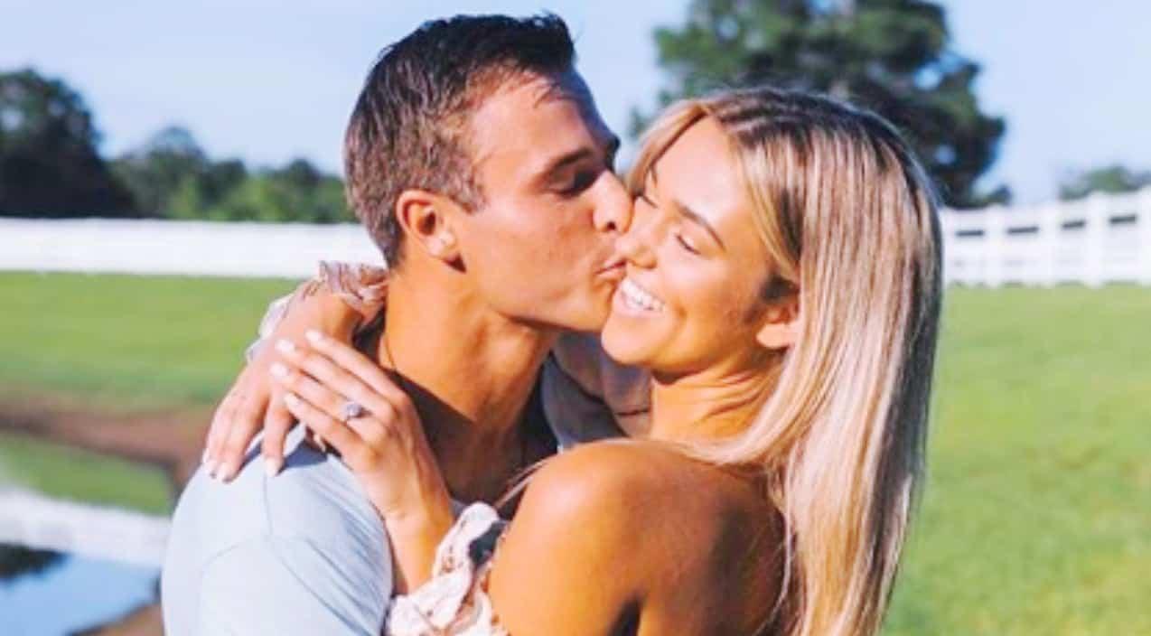 Scotty mccreery dating Sadie Robertson