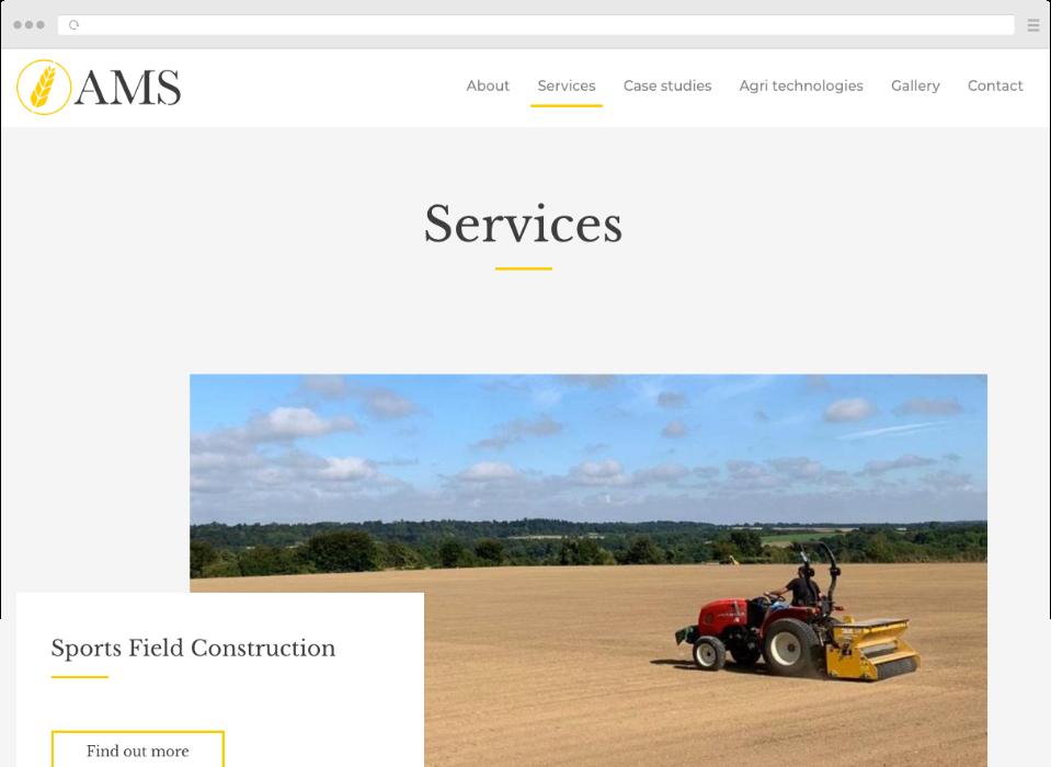 AMS Services