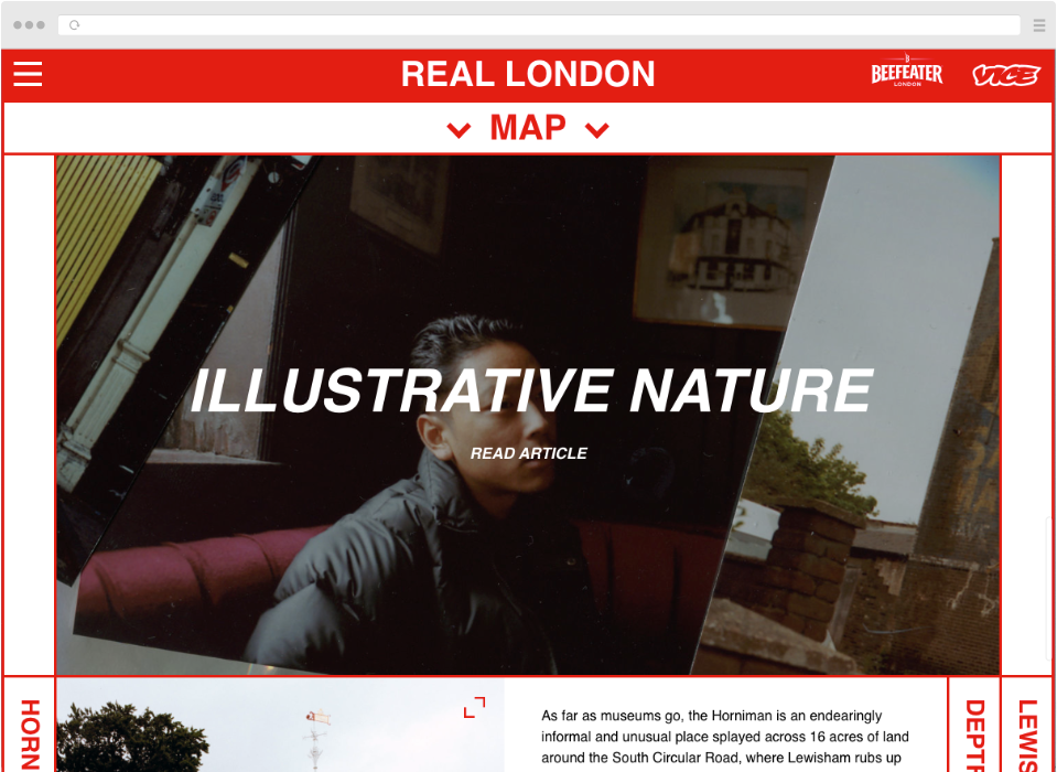 Real London Article