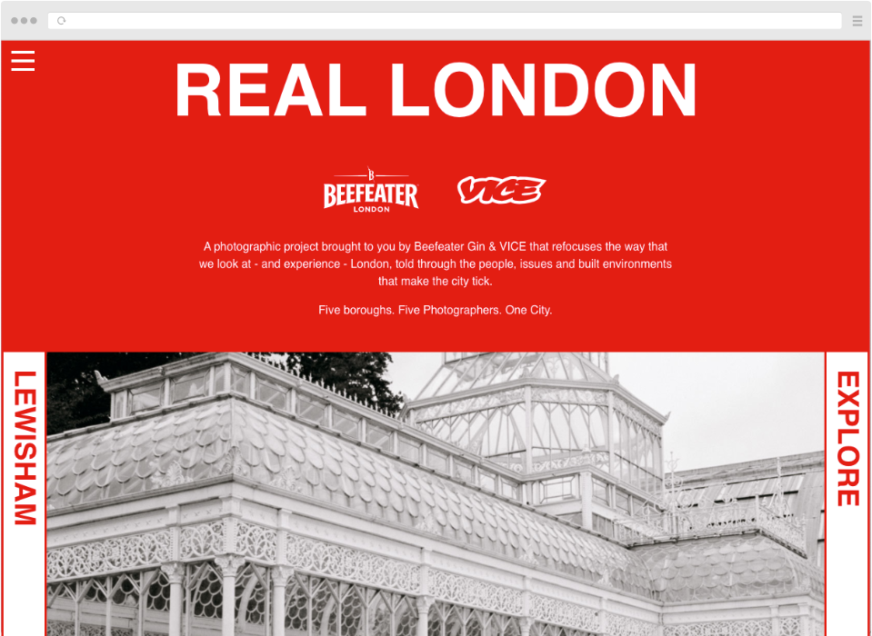 Real London Home