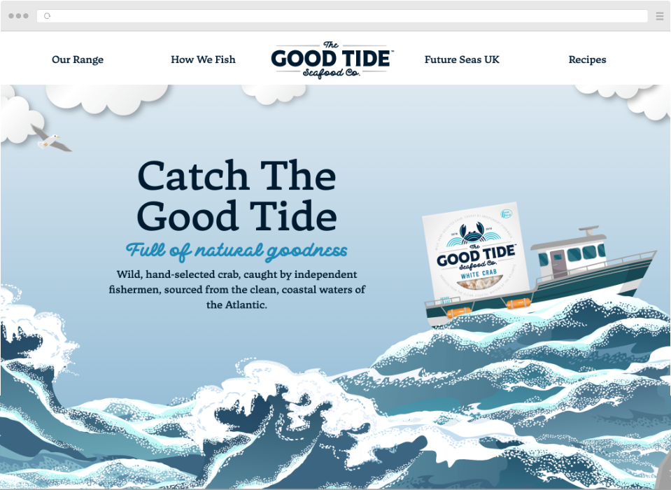 The Good Tide Home