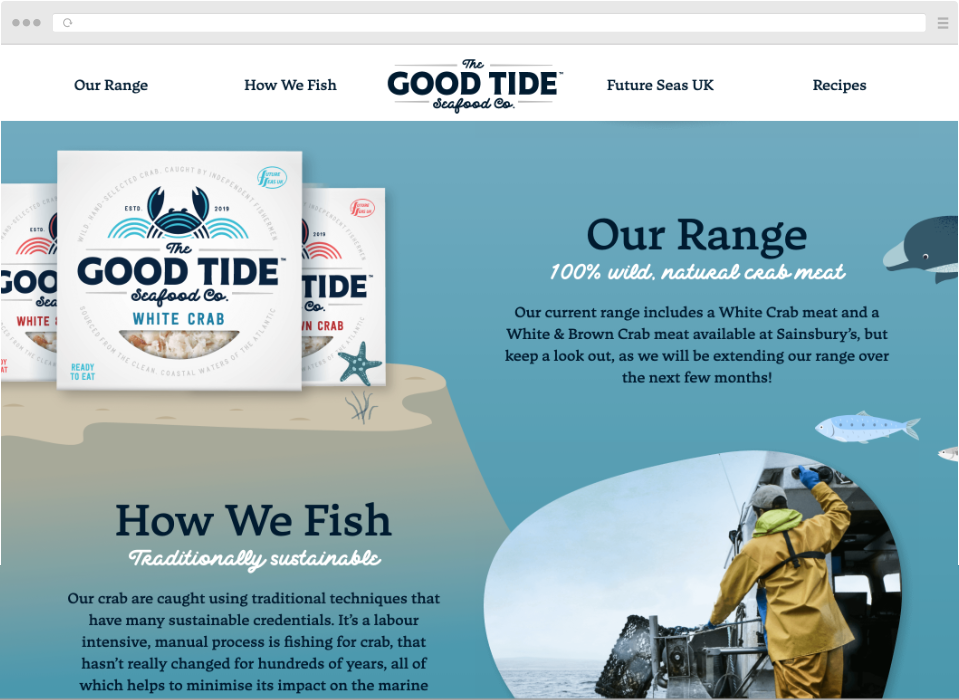 The Good Tide Our Range