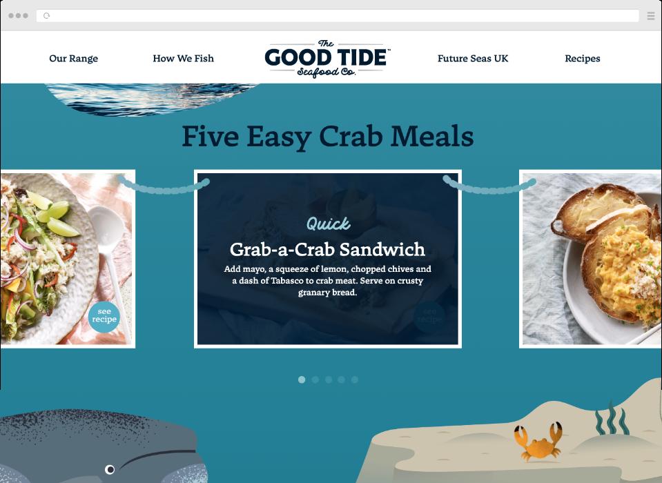 The Good Tide Recipes