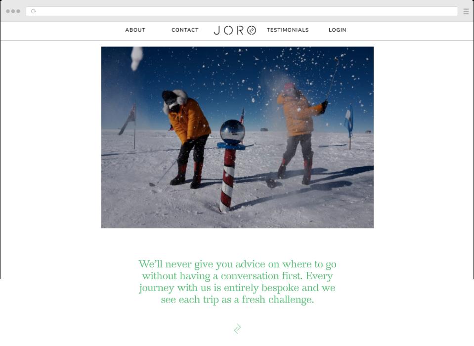 Joro-article