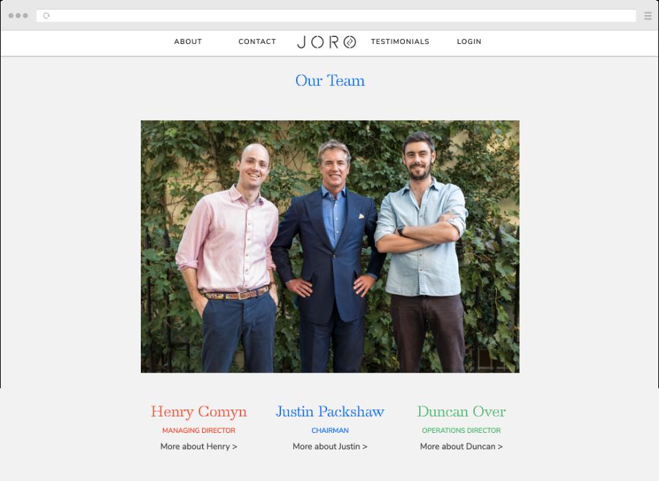 Joro-team