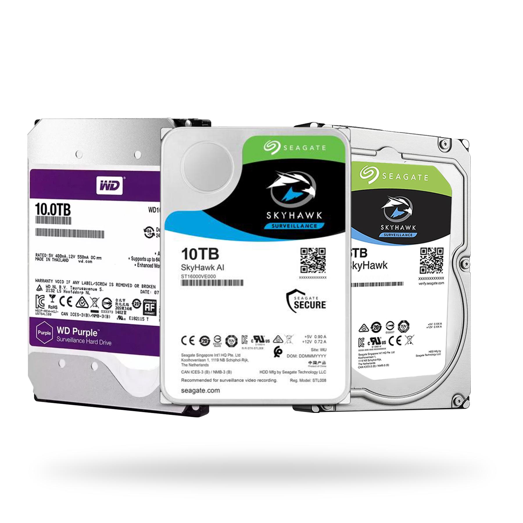 discos duros videovigilancia