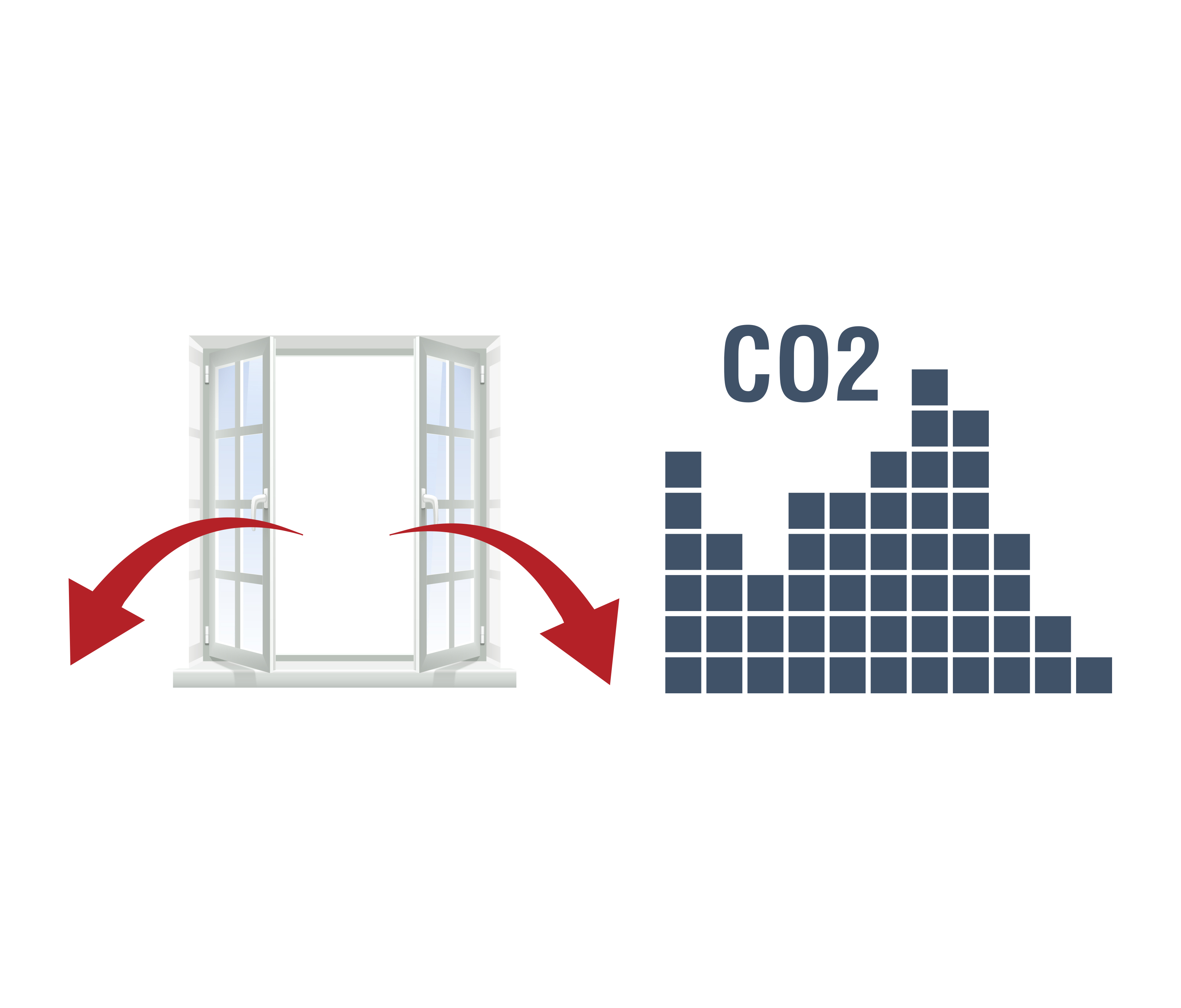medidor de dioxido de carbono