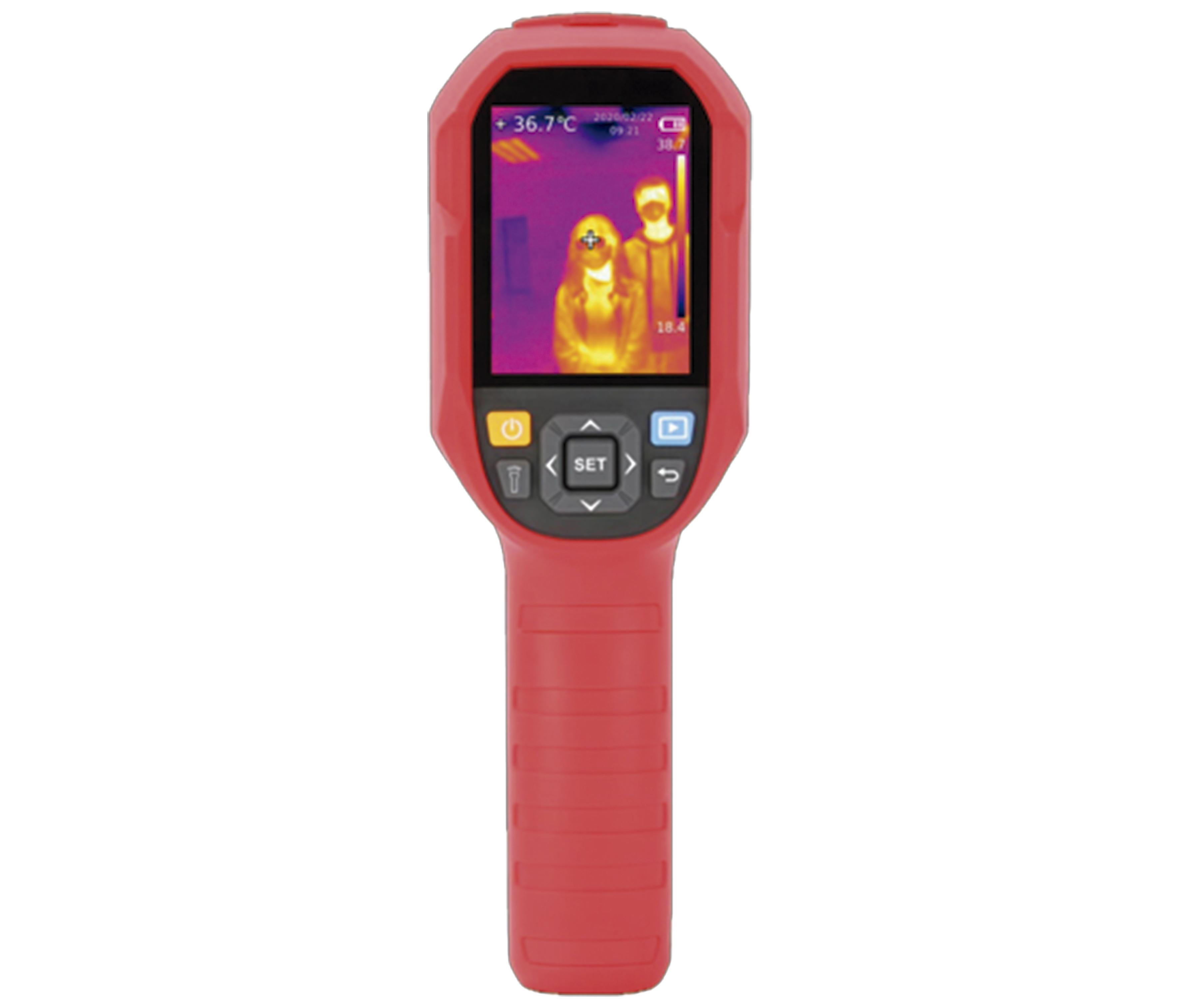 cámara termográfica portátil