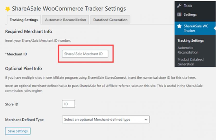 woocommerce tracker