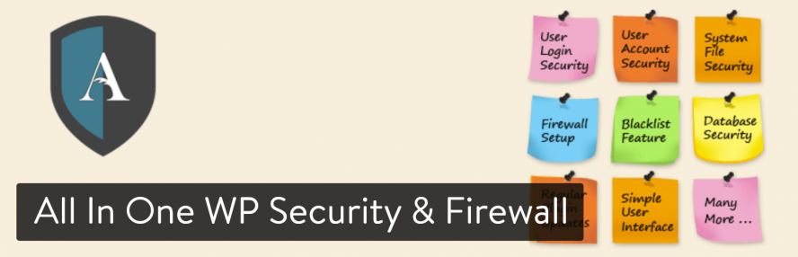 All in One WordPress Security and Firewall