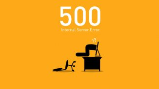 500 Internal server error and how to fix it