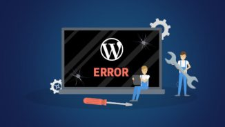 Common WordPress errors and how to fix them
