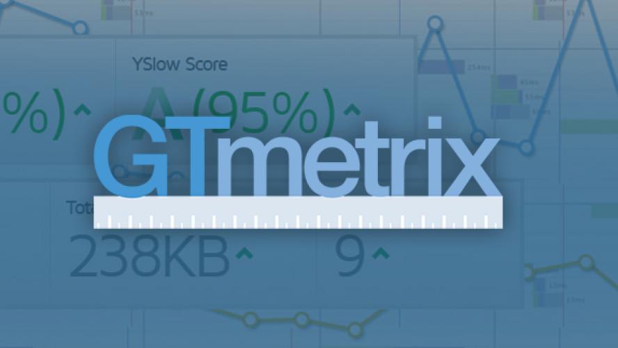 Explaining GTmetrix scores