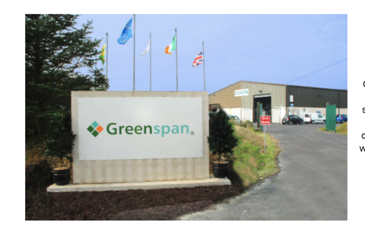 Greenspan System Sales Ireland Ltd