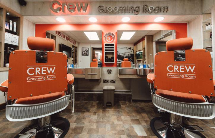 Sohorye Enterprises Limited T/A Crew Barbers