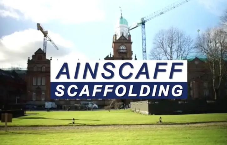 Simon Ainscough T/A Ainscaff Scaffolding