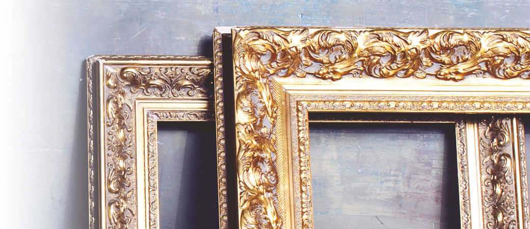 Advice standards gilt frames