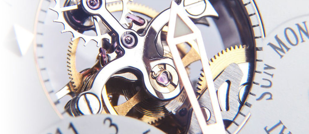 Advisers watch cogs