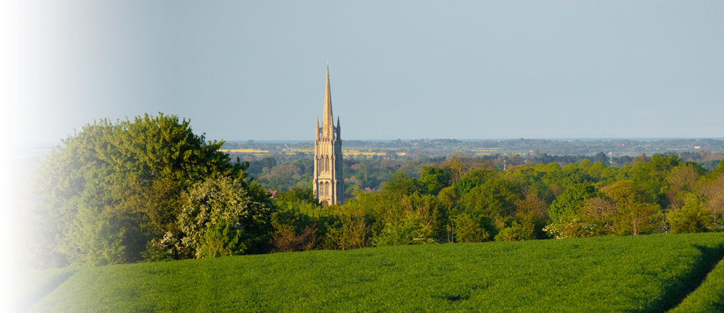 Louth office countryside