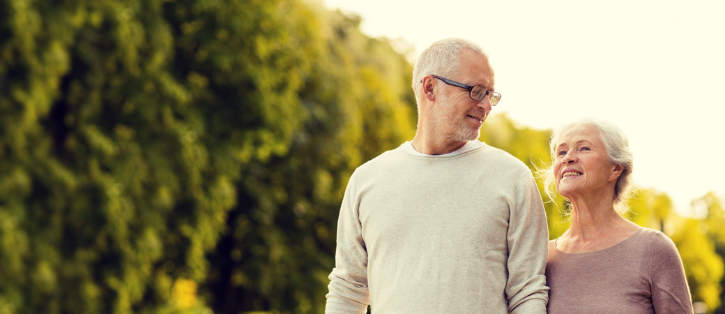 Pension transfer gold standard retired couple