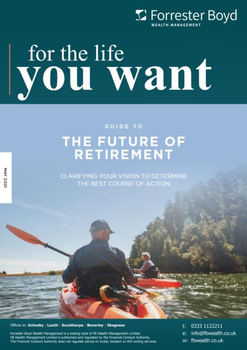 Future retirement