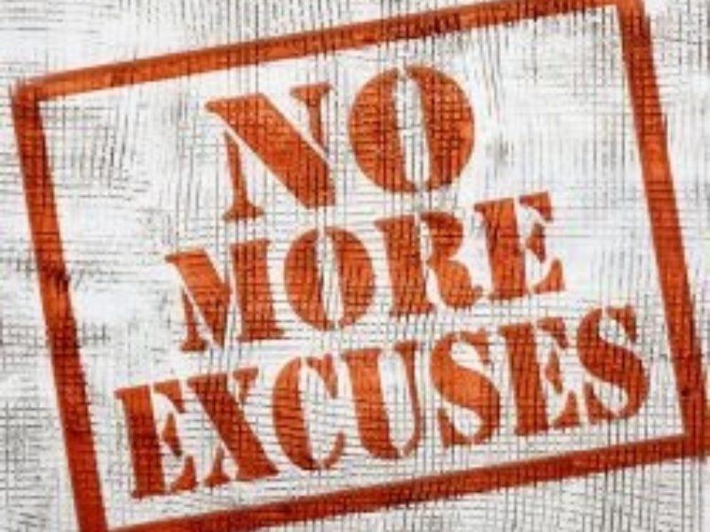 Excuses 250X250