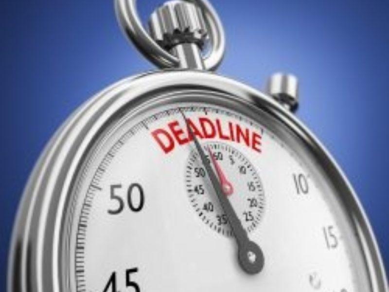 Deadline 250 X250 250X250