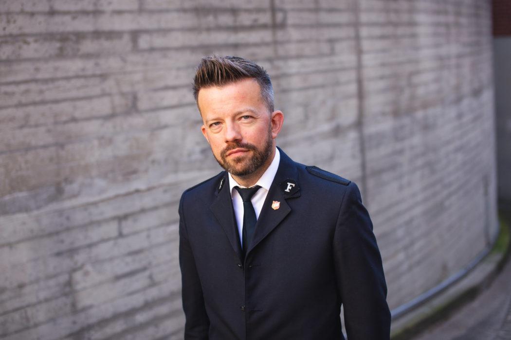 Geir smith solevåg frelsesarmeen kommunikasjonssjef