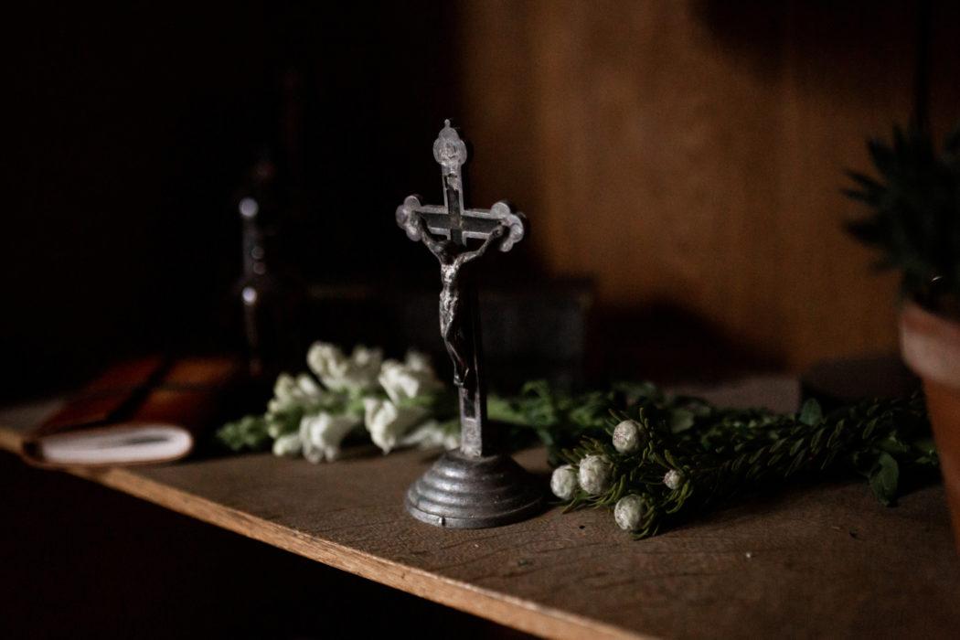 Langfredag kors