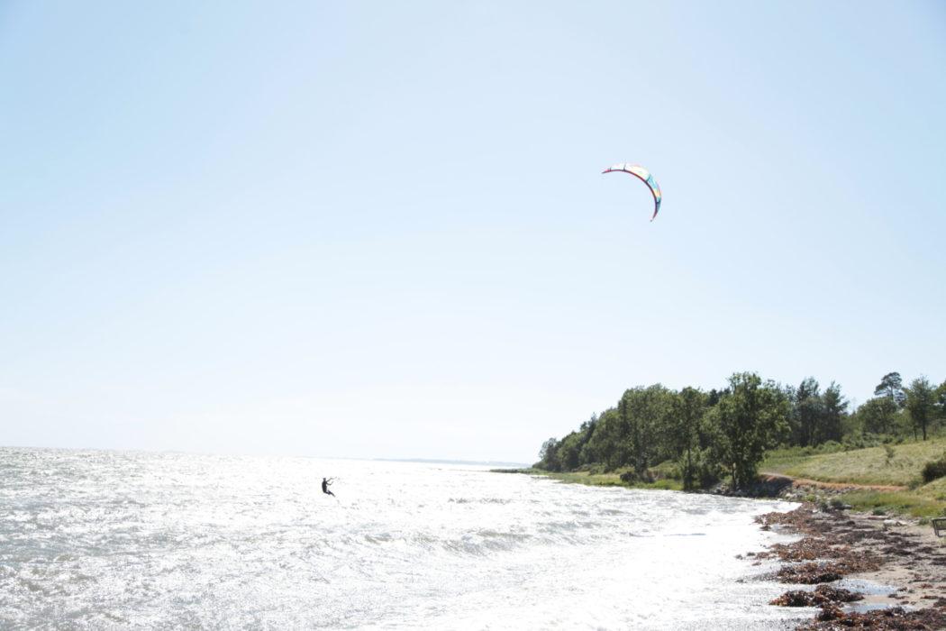 Natur og strand ved kurssenter Jeløy i Moss