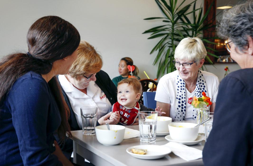 Ta med familien kom til Asker korps på supermandag: middag, sosialt fellesskap og morsomme aktiviteter!