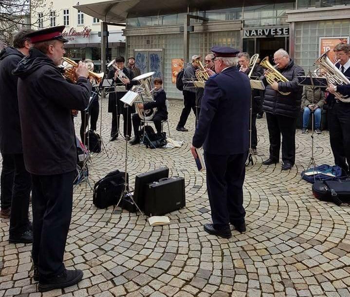 Ladegården FA-brass