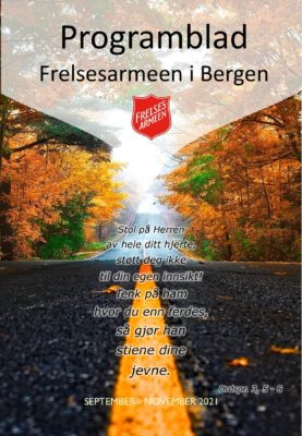 Programblad september - november