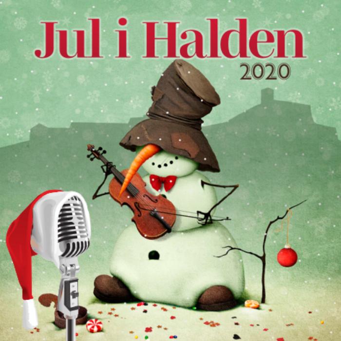 Jul i halden 2020 cd cover