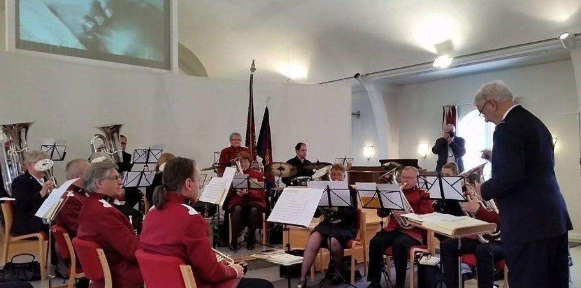 Hornmusikk, Frelsesarmeen Trondheim korps