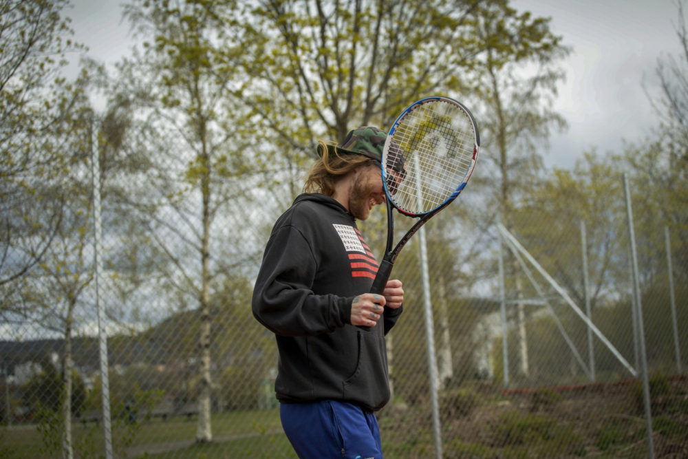 Stedet tennis 2682 beh nett