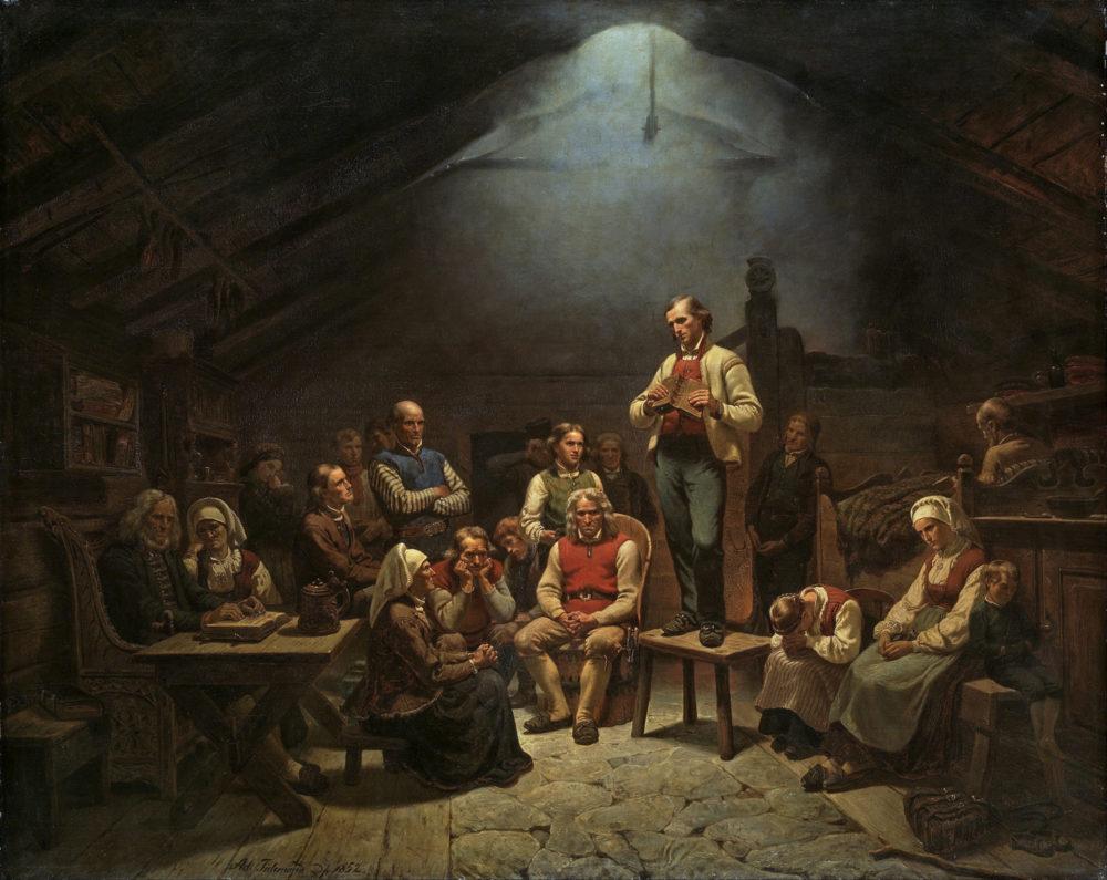 Hans Nielsen Hauge - et jubileum