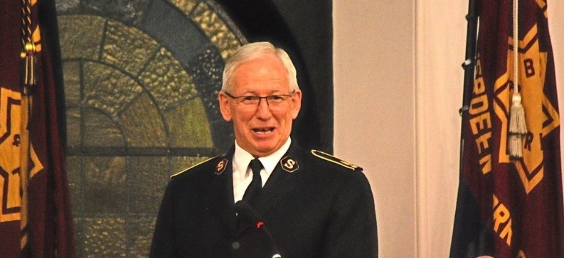 The General in Aberdeen