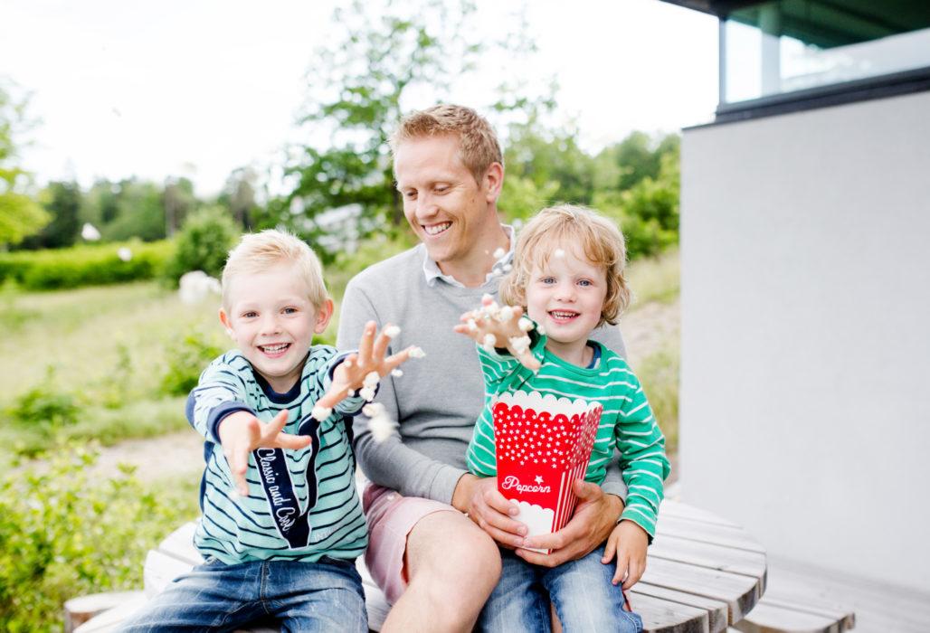 Fosterforeldre, familiehjem og fosterbarn - fosterhjemsarbeid i Frelsesarmeen