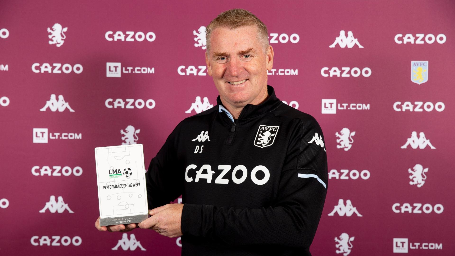 Smith Wins Lma Award Avfc