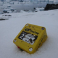 Tinytag Plus 2 snow algae monitoring Antarctica