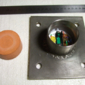 Tinytag Re-Ed count logger used for environmental research into sediment movement
