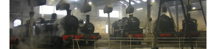 Tinytag temperature and relative humidity data logger for railway museum and conservation monitoring