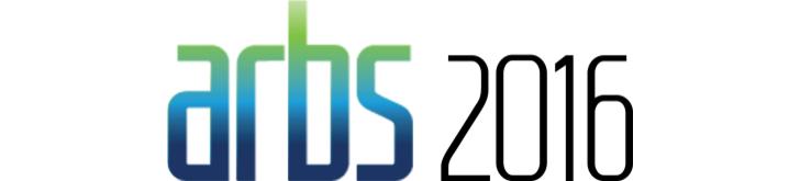 arbs 2016 exhibition logo