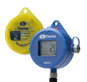 BS EN 12830 compliant data loggers - Tinytag TV-4020 and Tinytag Transit 2