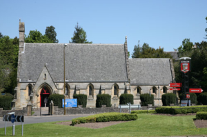 St Mary's Church in Dunblane