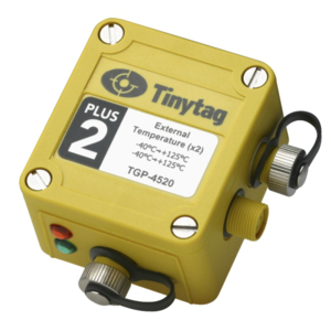 Tinytag Plus 2 TGP 4520 temperature data logger for external thermistor probes