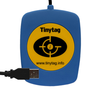 inductive pad for Tinytag data loggers