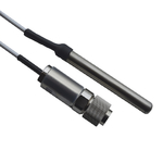 Flat cable cryogenic PT1000 probe with 1.5m cable for Tinytag data loggers