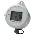TV-4501 Tinytag View 2 grey temperature and relative humidity data logger with digital display